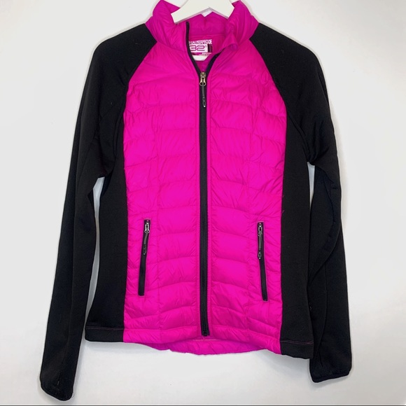Weatherproof Pink Athletic Jacket